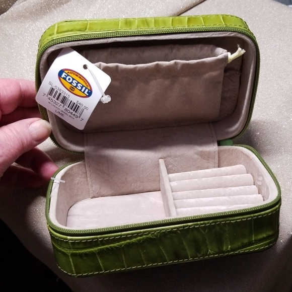 Fossil Other - Fossil Travel Jewelry Box NWT